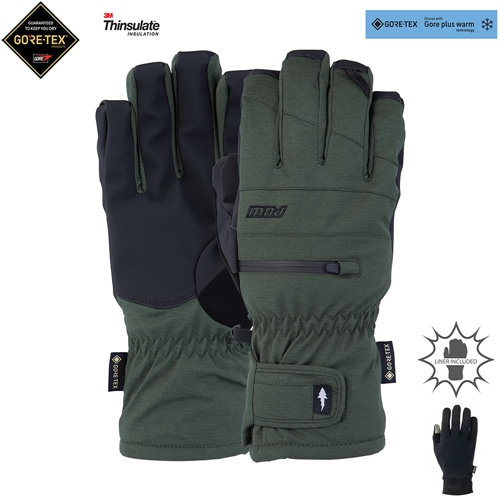 Wayback GTX Short Glove + warm
