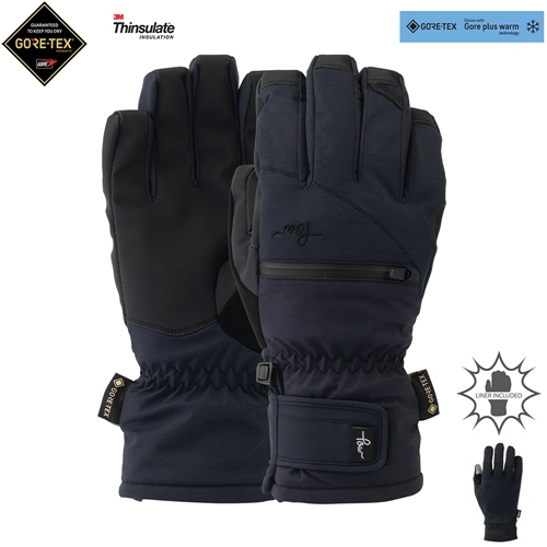 W`s Cascadia GTX Short Glove + warm