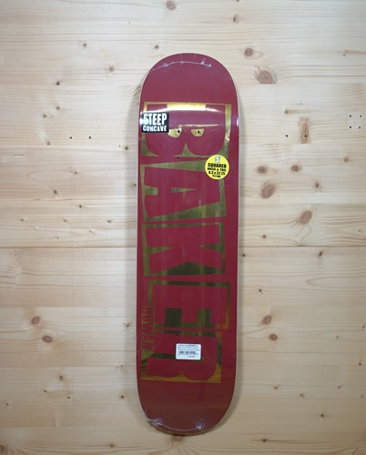 Deck BRAND NAME RED FOIL B2 RZ