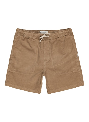 Manual Corduroy Short