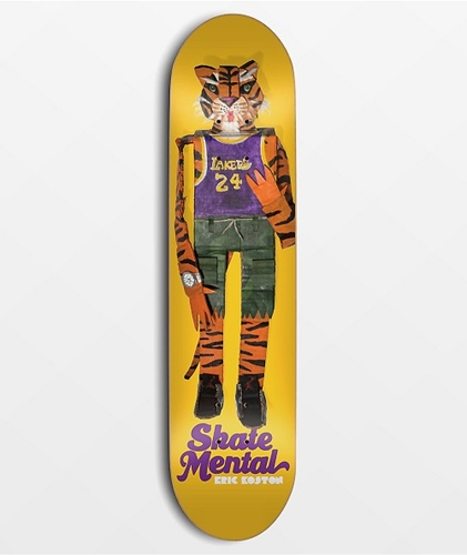 Eric Koston Tiger Doll