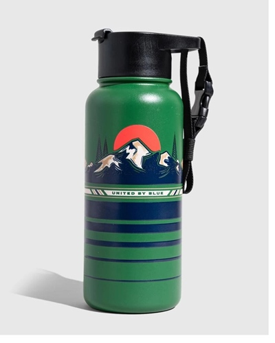 To The Mountains Trinkflasche 32oz