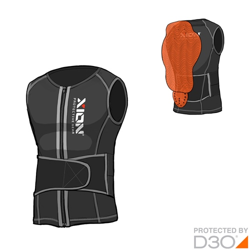 Vest Freeride V1 Men