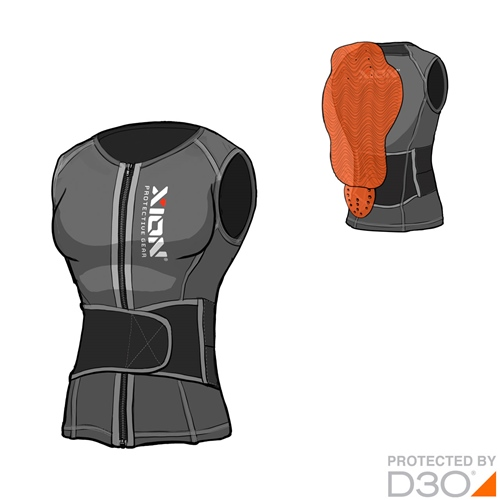 Vest Freeride V1 Women