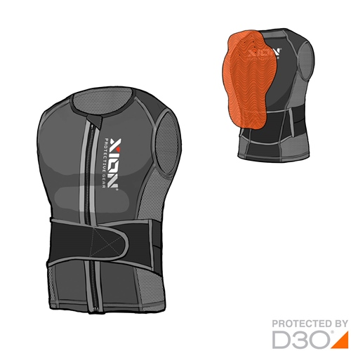 Vest Freeride V2 Junior